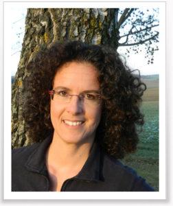 Portrait der Texterin Manuela Krämer