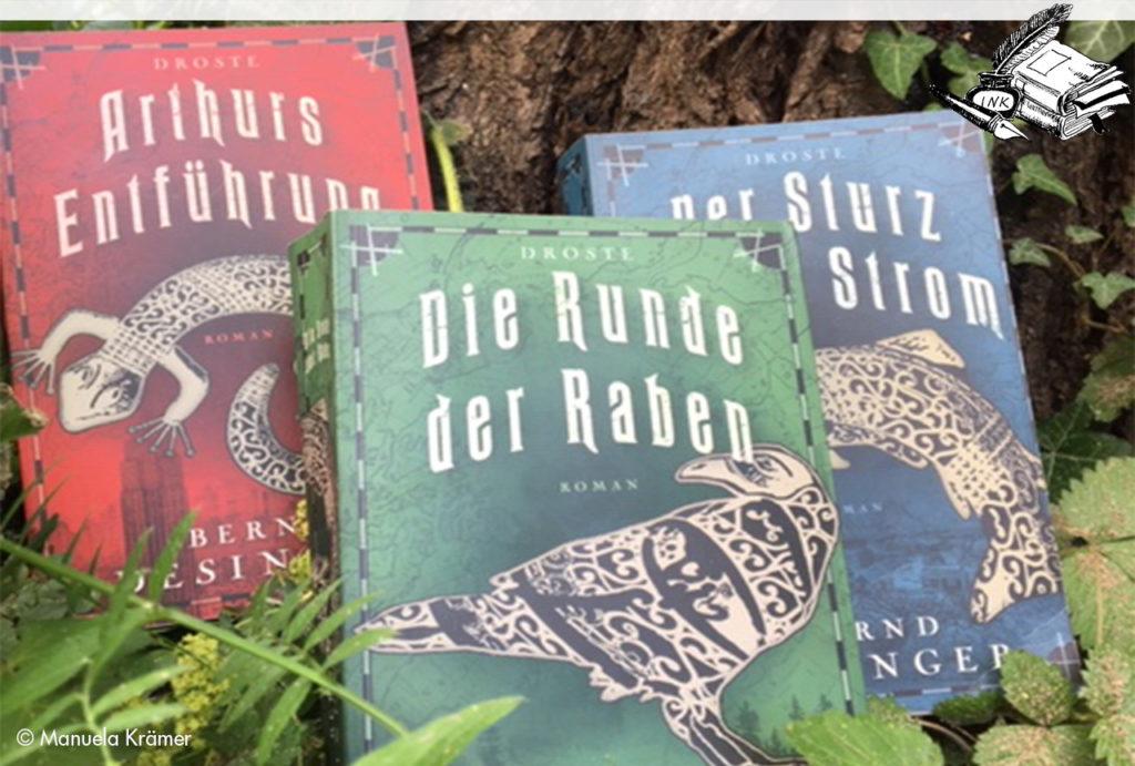 Rezension von Bernd Desinger: Die Runde der Raben