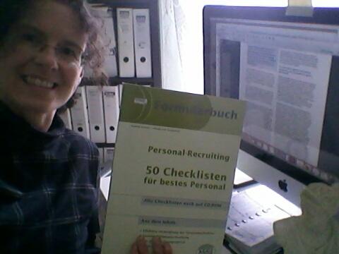 Checklisten-Handbuch von Autorin Manuela Krämer