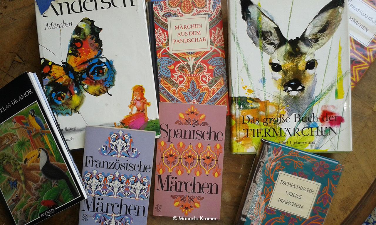 Märchenbücher aus aller Welt